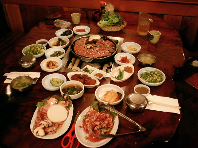 5 best dishes at korean express sun yoo kim pse buffalo for Cuisine korean